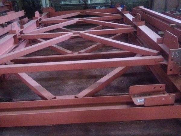 ХС-068 применяется для защиты металлоконструкций