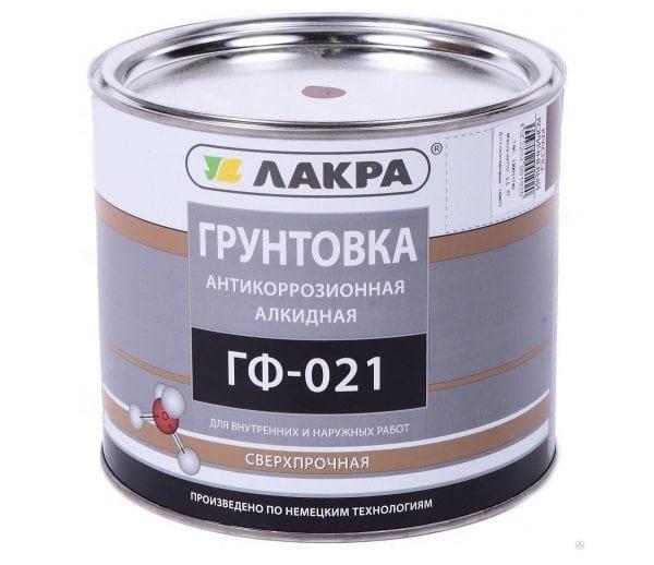 ГФ-021 предназначена для защиты поверхности от внешнего воздействия