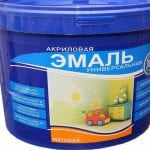Матовая краска ВД-АК-1179