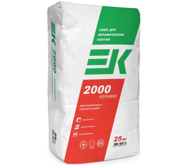 Клей ЕК 2000 KERAMIK