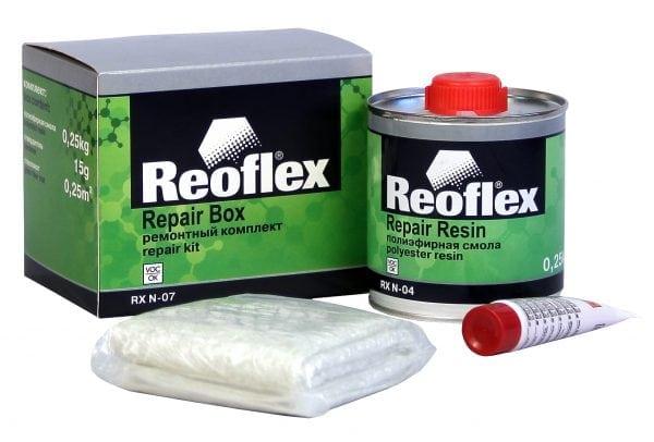Полиэфирная смола Reoflex Repair Resin
