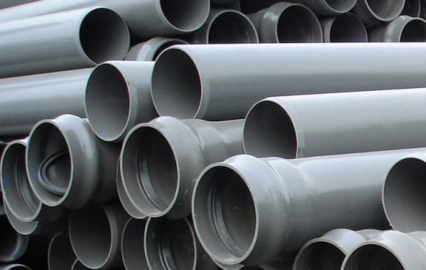 Трубы из ПВХ рекомендуется применять для внутренней канализации