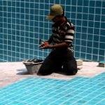 Плиточный клей для бассейнов