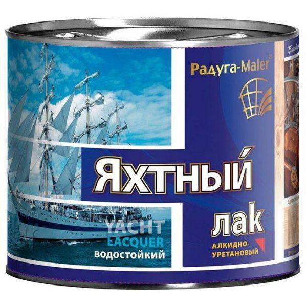 """Яхтный лак """"Радуга-Maler"""""""