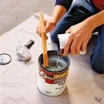 Чем развести водоэмульсионную краску