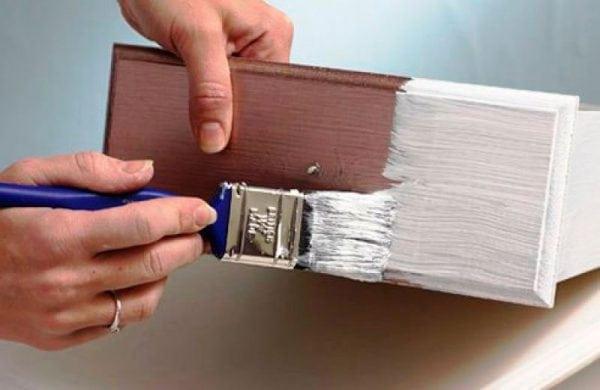 Как покрасить мебель
