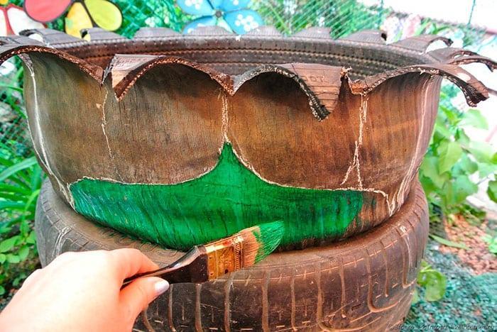 Краска для резины рекомендации по выбору краски и способы нанесения