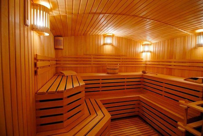 Чем покрыть вагонку внутри бани