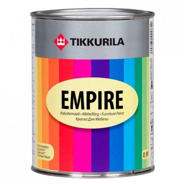 Краска для мебели Tikkurila