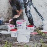 Расход водоэмульсионной краски