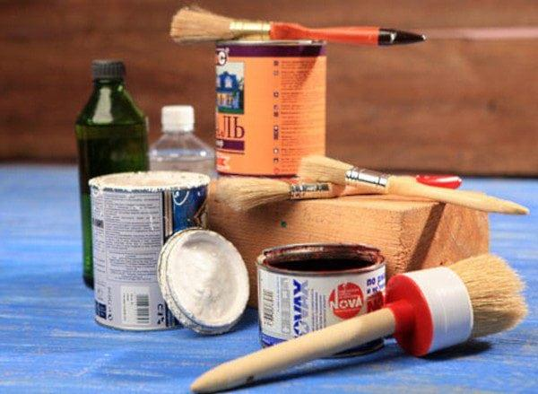 Кисти для работы с масляными красками
