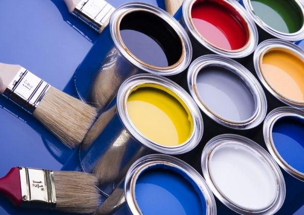 Краски для бетонных стен