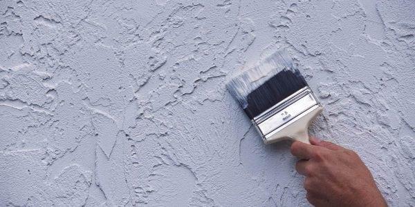 Готовим стену к покраске