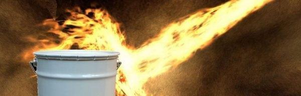 Краска противопожарная для внутренних работ
