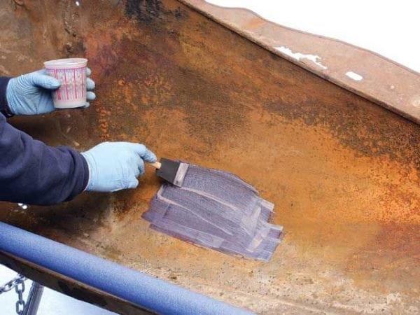Защита от коррозии металла