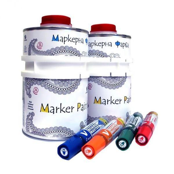Специальная маркерная краска