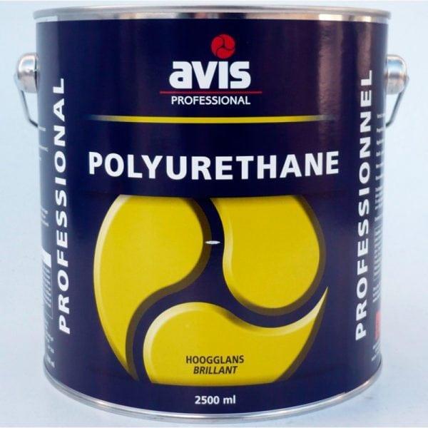 Профессиональный полиуретановый лак