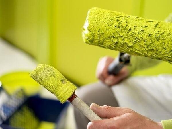 Запах краски после ремонта