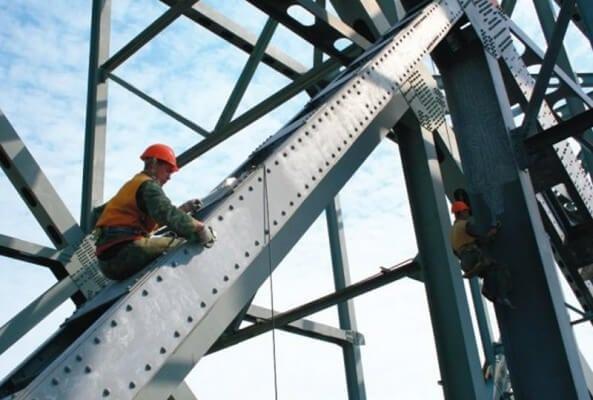 Защита стальных конструкций