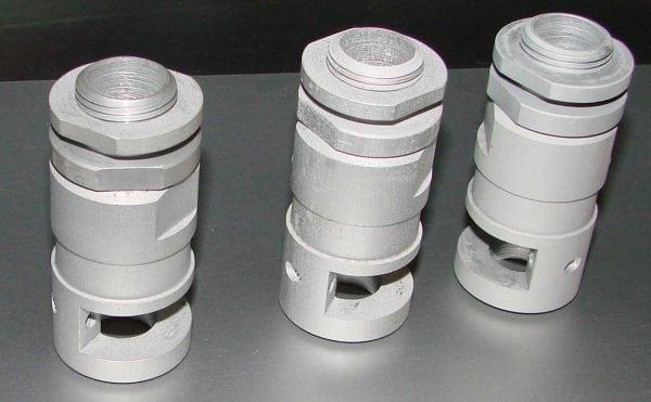 Холодное анодирование алюминия