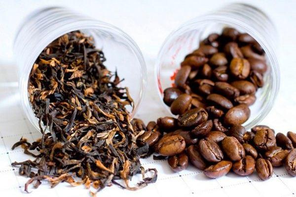 Морилка из чая или кофе