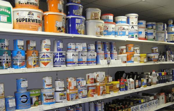Покупка битум-грунта в магазине