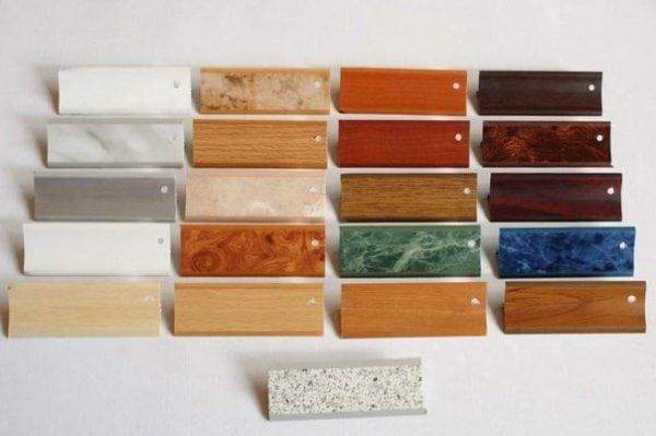 Виды декоративно-отделочного пластика