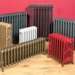 Выбор краски для батареи отопления