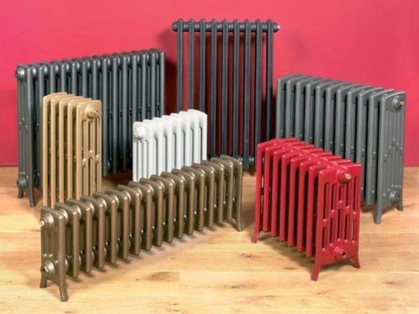 Краски для батарей отопления