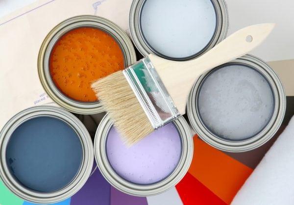 Поливинилацетатные краски без запаха