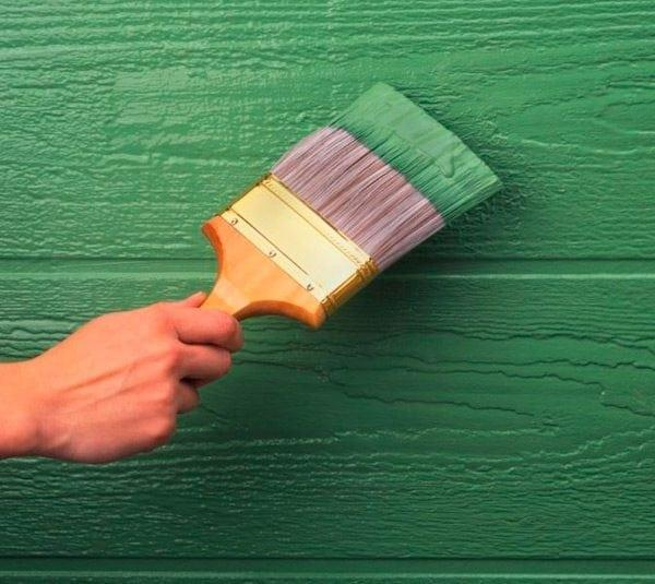 Краска для дерева на резиновой основе