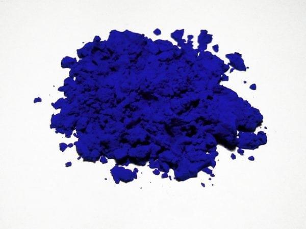 Синий пигмент