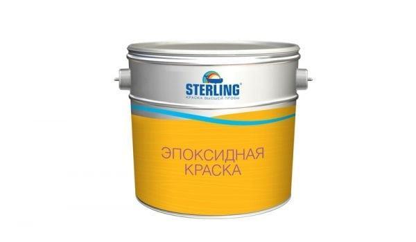 Эпоксидная краска для наружной отделки