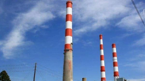 Краска для промышленных дымовых труб