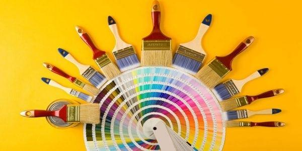 Выбор краски для оконных откосов