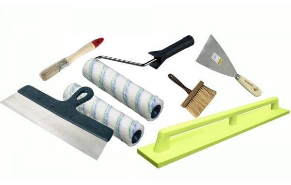 Инструменты для нанесения эмали по ржавчине