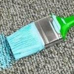 Выведение краски с поверхности