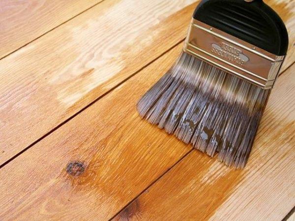 Пропитка для дерева от влаги и гниения - виды и правила обработки