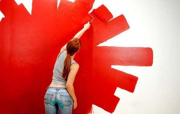 Как выполнять декорирование акрилатными красками