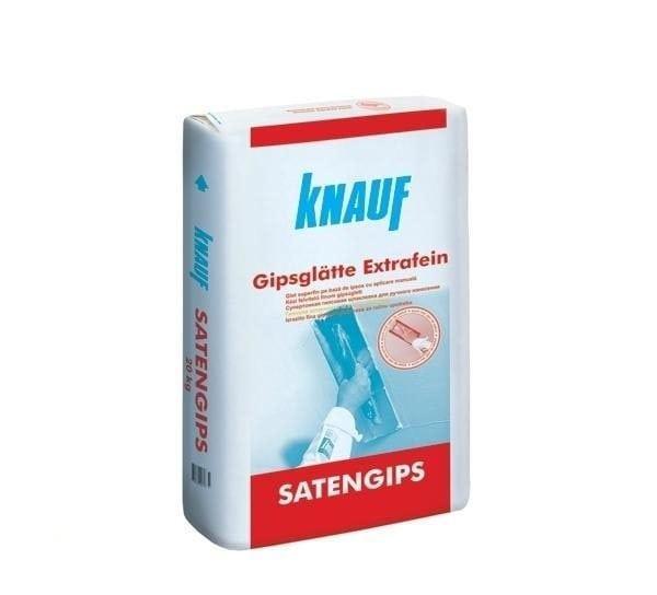 Гипсовый шпаклевочный состав Knauf SatenGips