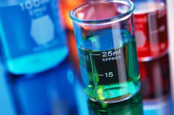 Краски стойкие к кислотам