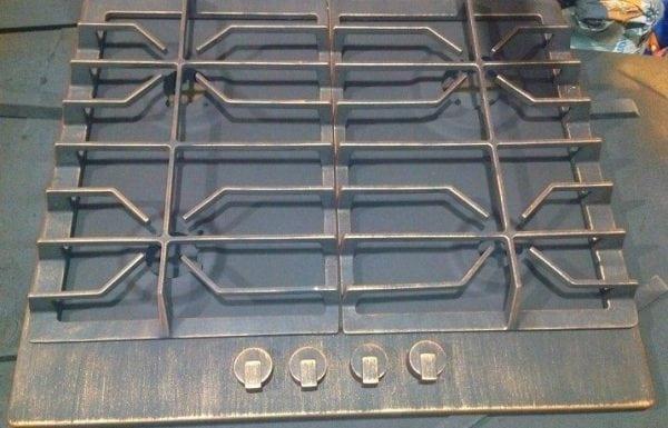 Варианты покрытия варочной поверхности