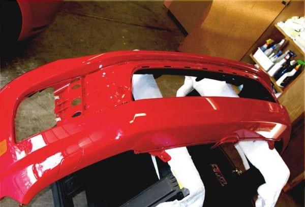 МЛ-1110 образует прочное глянцевое покрытие