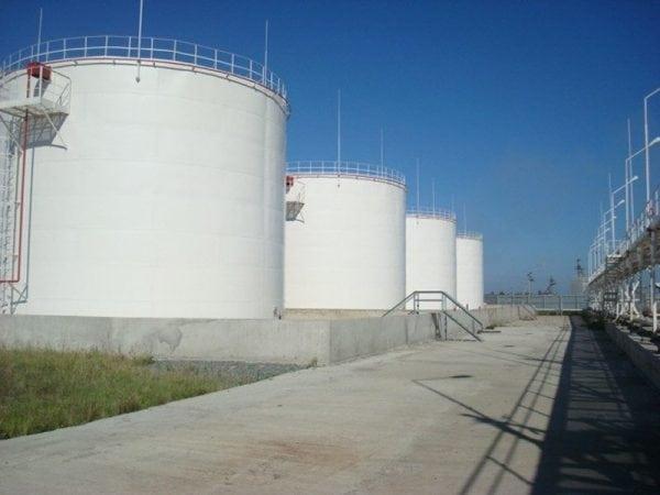 Химостойкая эмаль ХВ-124 используется для защиты изделий от атмосферных осадков