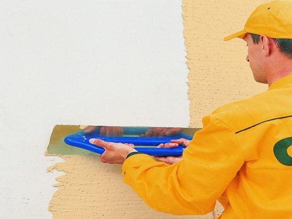 Ceresit CT 16 используется для подготовки поверхности под фасадные краски и декоративные штукатурки