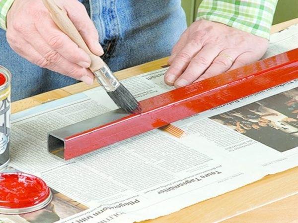ЭП-572 предназначена для окраски металлических поверхностей