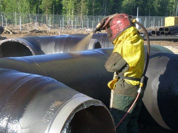 Лак ХС-76 используется для временной защиты поверхности от воздействия агрессивной среды
