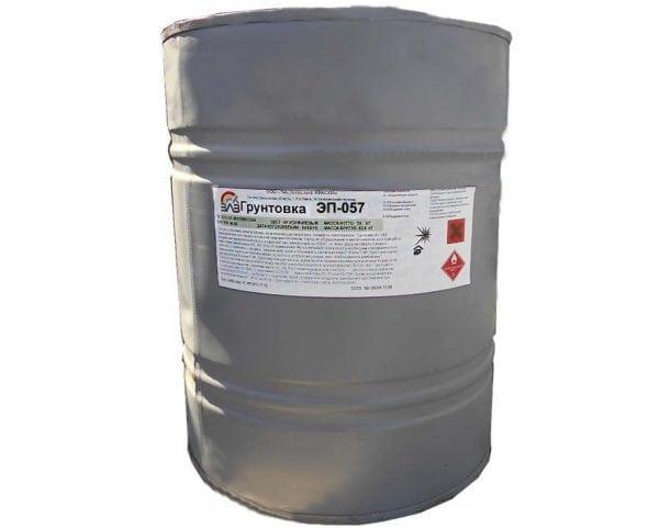 Антикоррозионная грунтовка ЭП-057