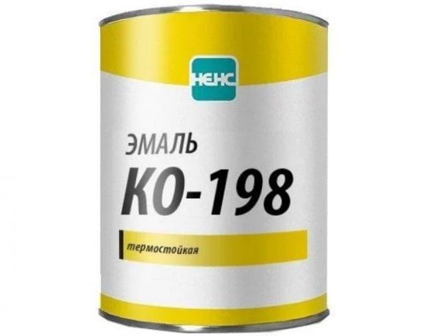 Краску КО-198 используют для защиты от воздействия агрессивных веществ
