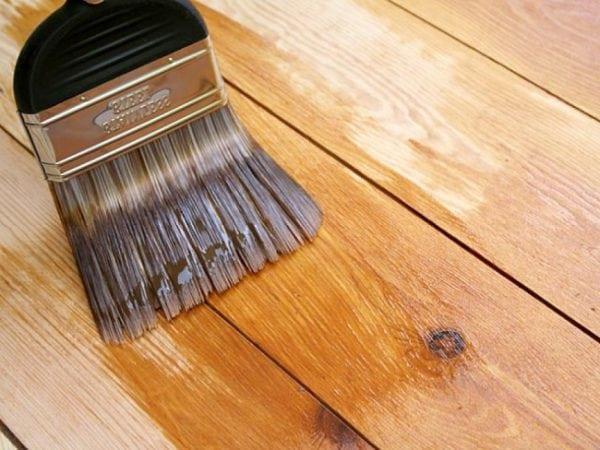 Нитроцеллюлозные лаки предназначены для обработки древесины